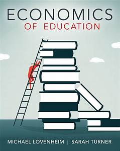 Economics Of Education  Ebook Rental