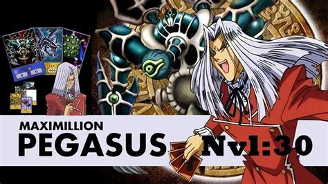 Maximillion Pegasus Deck Duel Links by Yu Gi Oh Duel Links Farming Maximillion Pegasus Lvl 30