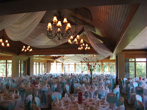 mendakota country club chair covers with tiffany blue