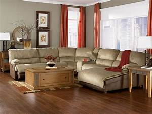 Power reclining sectional sofa with chaise for Simmons sectional sofa with chaise