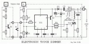 siemens s566b electronic touch dimmer eeweb community With the circuit was designed to create a touch switch that can be used for