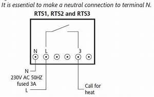 Drayton Digistat 2 Wiring Diagram