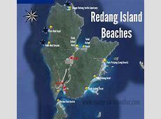 Redang Island Beaches, Terengganu, Malaysia