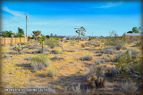 yucca valley residential lot desertland building
