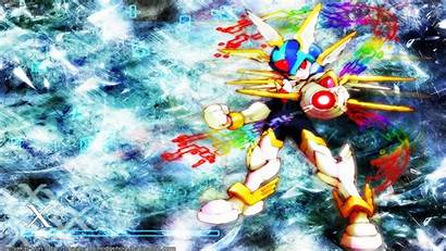 Zero Megaman Ice Brain