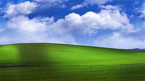 Bliss Windowsxp Default Wallpaper Animated Youtube