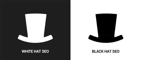 Black Hat Seo by Difference Between Black Hat Seo And White Hat Seo