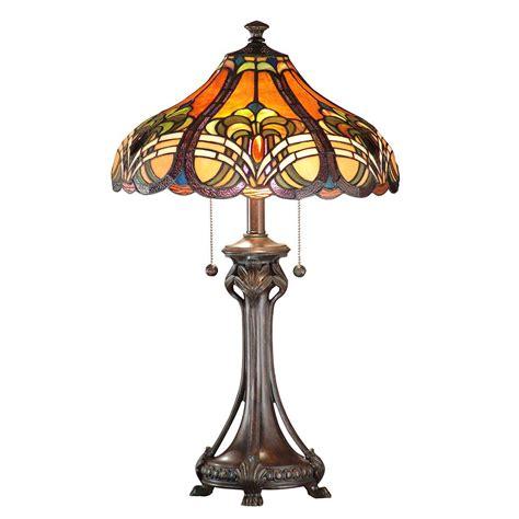 antique bronze table l dale tiffany 26 5 in antique bronze bellas table l