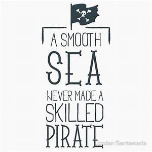Inspirational P... Pirate Shirt Quotes