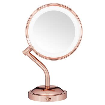 light up body mirror acne light therapy spot treatment