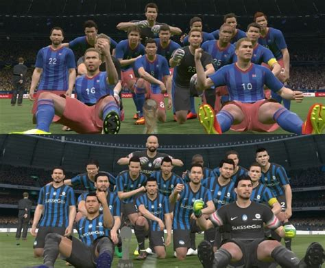PES 2015 Trophy FIFA World Cup & Liga MX Final - PES Patch