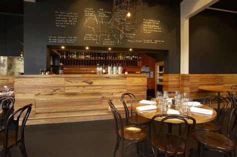 Sofa For Restaurant by Interior Design La Luna Bistro Australian Design Review