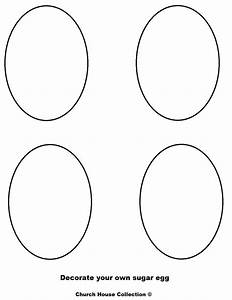 the egg Colouring Pages