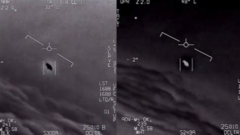 pentagon admits tracking ufos releases shocking video