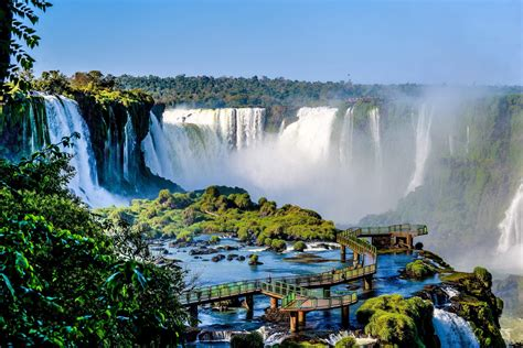 Iguazu-Falls-Most-Beautiful-Places-in-the-World-Natural ...