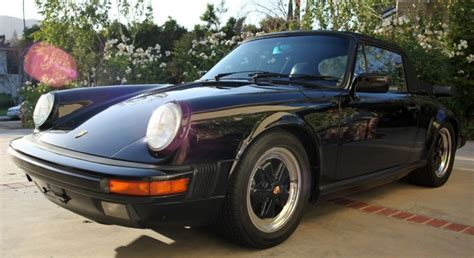how to learn all about cars 1988 porsche 911 parental controls buy used 1988 porsche 911 in emeryville california united states for us 15 200 00
