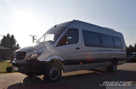 mercedes sprinter kaufen mercedes sprinter 519 preis 48 167 baujahr 2016 minibusse gebraucht kaufen und