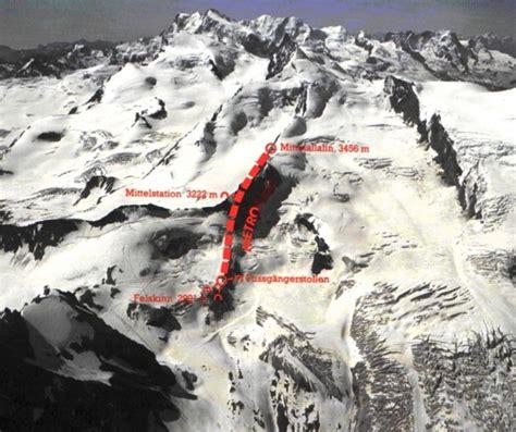 metro alpin saas fee projekte aus der schweiz das