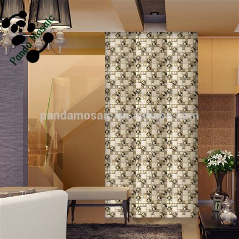 smg03 lowes mirror tiles self adhesive wall tiles gold