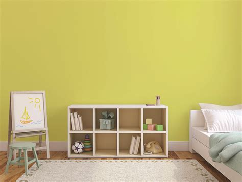 peintures chambre une peinture spéciale pour chambre d 39 enfants joli place