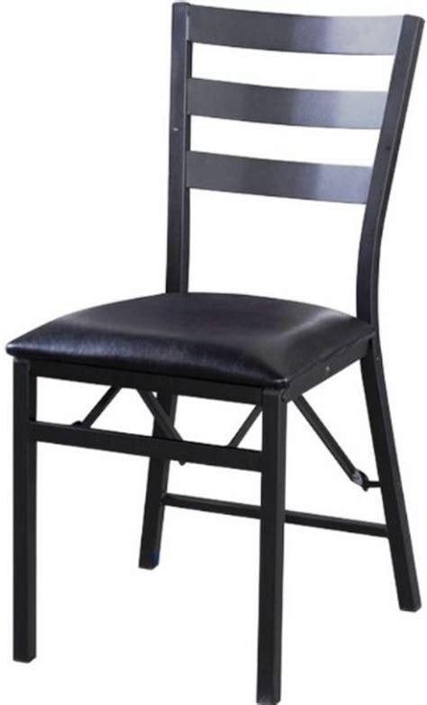linon 43057mtl 02 as u arista folding chair powder coated