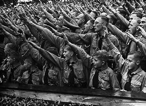 Hitler Youth Salutes the Fuhrer, 1937: картинки, фото ...