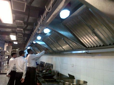 kitchen chimney kitchen regular hood  light