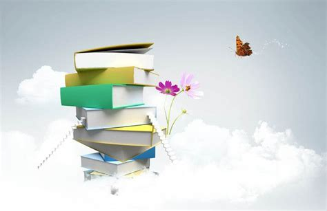 education book school poster background element school