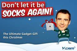 Y cam the Ultimate Christmas Gad Gift for the Guy who