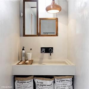 idee deco salle de bain petite surface estein design With salle de bain petite surface