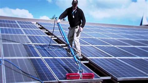 in pv anlage solaranlage reinigen pv anlage photovoltaikanlage
