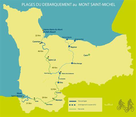 Carte De Plage Normandie by Le V 233 Loroute En Normandie Des Plages Du D 233 Barquement Au