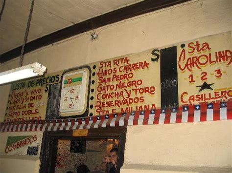 la cuisine de cl饌 mercado central comiendo angulas asi de grandes alla santiago chile picture of la piojera santiago tripadvisor