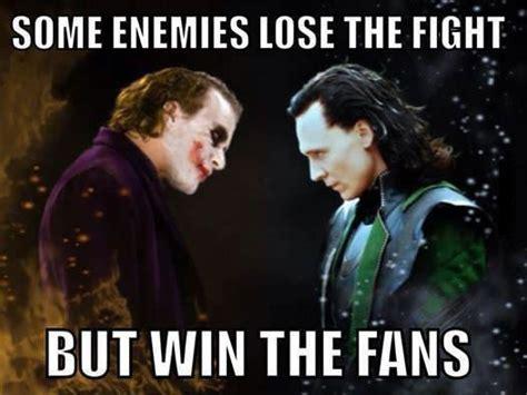 Villain Meme - villains meme best villains ever some enemies lose the fight but win the fans