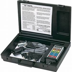 Hopkins Towing Solutions Tow Doctor Vehicle Wire Harness Test Unit For Trailer Lights Wiring Diagram