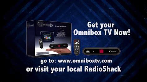 Omnibox TV selling fast at RadioShack - YouTube