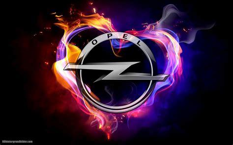 Opel Logo 3d Model Obj Blend Mtl