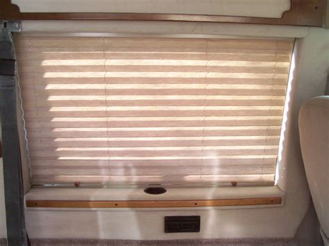 conversionvan blinds shades ford gmc chevrolet vans