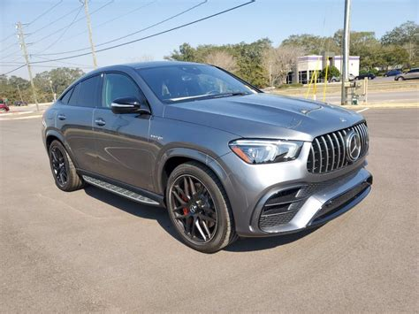 However, this significantly more expensive sibling features a. New 2021 Mercedes-Benz GLE AMG® GLE 63 S Coupe Coupe in Fort Walton Beach #MA393838 | Mercedes ...