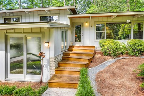 Modern Houses : Atlanta Mid-century Homes For Sale Archives-domorealty