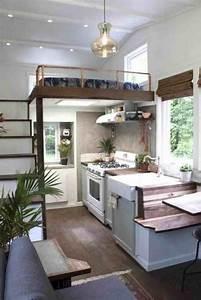 16 Tiny House Interior Design Ideas  U2013 Futurist Architecture