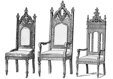 chairs sedilia presider used church items