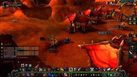 mists of pandaria intro the mists of pandaria mop beta level 90 fury warrior duels