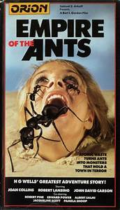 Empire of the Ants (VHS) | Horror posters, Classic horror ...