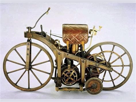 Pioneer Of Internal Combustion Engines