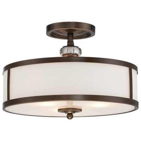 minka lavery thorndale  light semi flush mount reviews