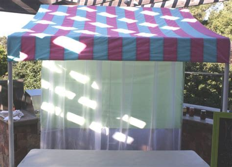 table top canopy tent how to make a pvc canopy made by a princess