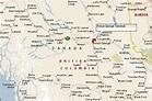 Prince George Map
