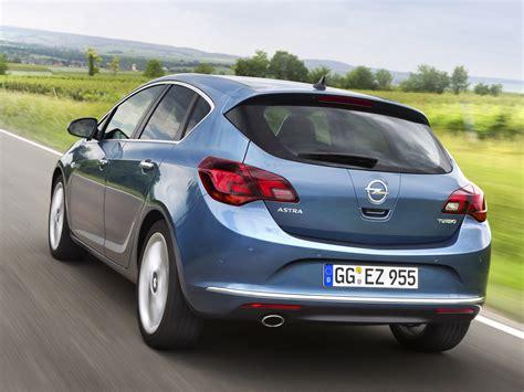Opel Astra Hatchback by Astra Hatchback 5 Door J Facelift Astra Opel