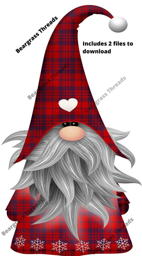 60+ vectors, stock photos & psd files. Christmas Red Plaid Gnome | Printable | Instant Download ...